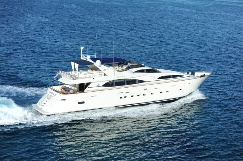 Azimut 100 Jumbo located in Jacksonville, FL